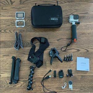 GoPro hero 4 and kit